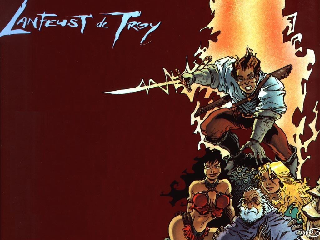 Lucian Laz: Lanfeust De Troy, Tome 2 : Thanos L …
