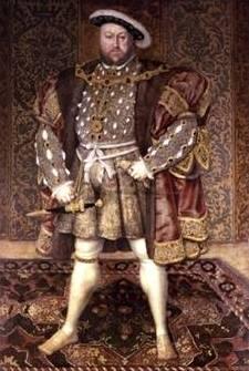 Henri viii (1491-1547), roi d'angleterre (1509-1547)